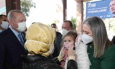 Emine Erdoğan'dan 'Ayda bebek' paylaşımı