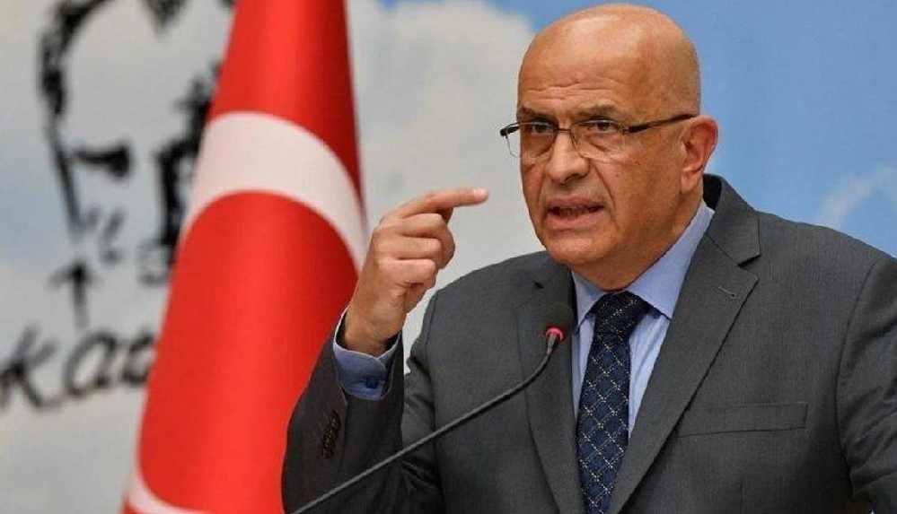 Enis Berberoğlu hakkında fezleke Adalet Bakanlığı'na gönderildi