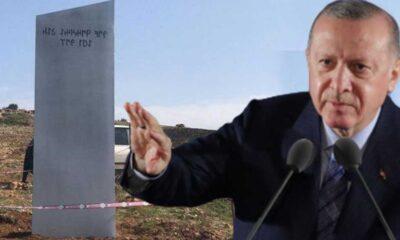 Erdoğan açıkladı: Gizemli monolitin sırrı çözüldü