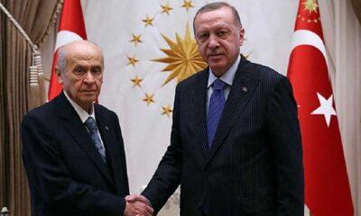 Erdoğan ile Bahçeli anlaştı: Anayasa için bilim kurulu oluşturuluyor