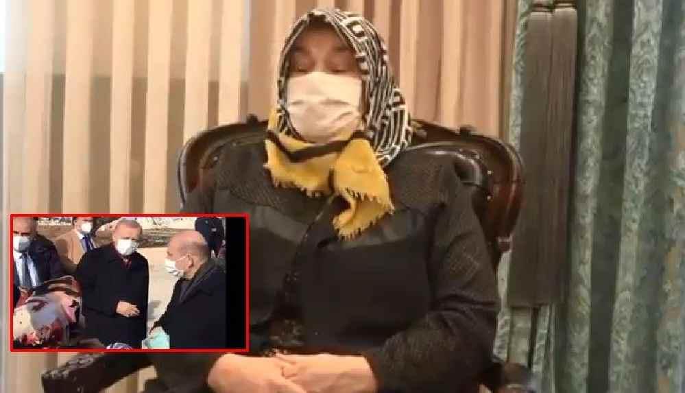 """Erdoğan'a 'açım' diye seslenmişti: """"Aç açıkta değilim, Allah benim ömrümden alsın onunkine versin"""""""