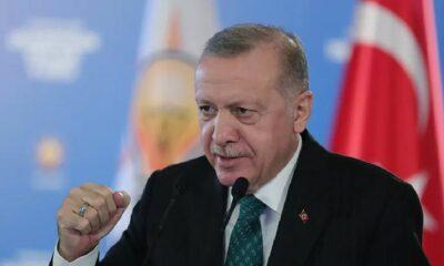 Cumhurbaşkanı Erdoğan: Kadına yönelik her türlü şiddeti ve ayrımcılığı en sert şekilde kınıyorum