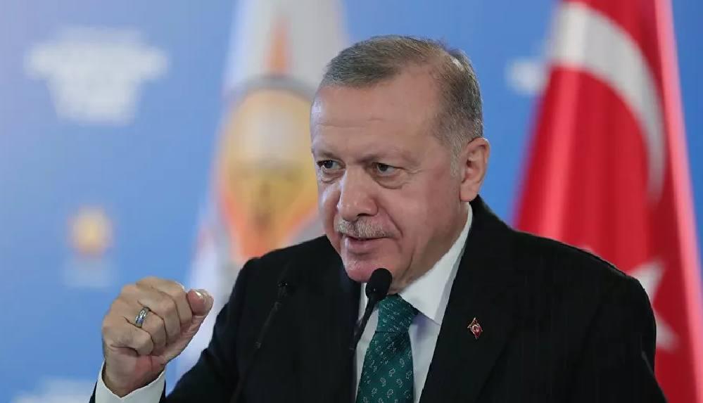 Erdoğan'dan Kılıçdaroğlu'na: 'Bunların sorumlusu Cumhurbaşkanı'dır' nasıl diyorsun ya, terbiyesiz herif