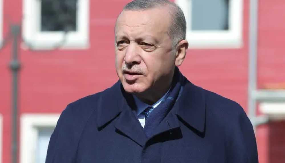 Erdoğan'dan 'kısıtlama' açıklaması