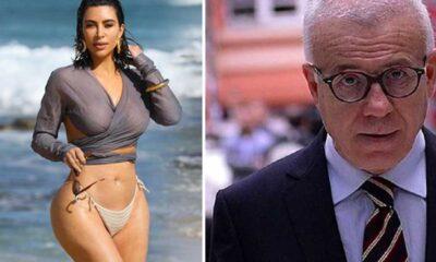 Ertuğrul Özkök: Dikkat Kardashian'ın poposu başımıza büyük bir iş açabilir