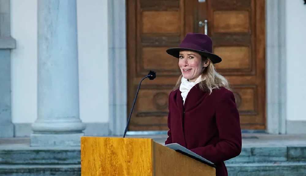 Estonya'nın ilk kadın başbakanı Kallas: Önemli olan kadın bakanların cinsiyeti değil işinin ehli olmaları