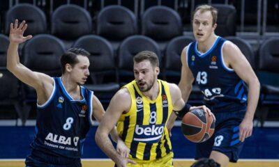 Fenerbahçe Beko'dan Euroleague'de üst üste 10. galibiyet