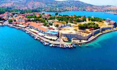 Foça Tatil Köyü 49 yıllığına özelleştiriliyor