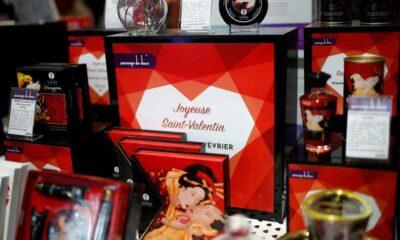 Fransa'da Sevgililer Günü öncesinde seks oyuncağı satışları patladı