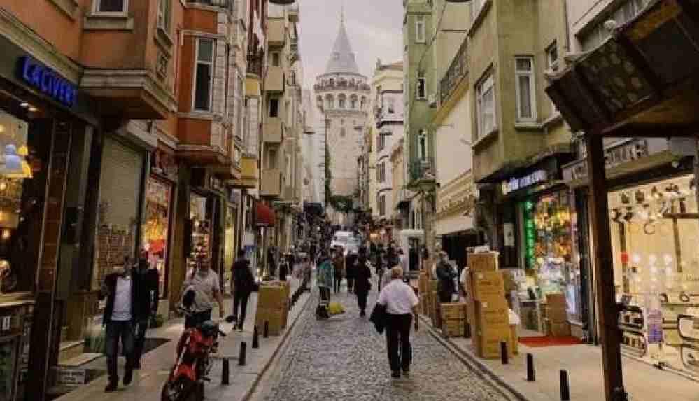 Galata Kulesi'ne çıkan cadde yayalaştırılıyor