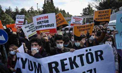 """Boğaziçi Üniversitesi'ndeki """"Kâbe resmi"""" soruşturmasında 7 öğrenciye 3 yıla kadar hapis istemi"""