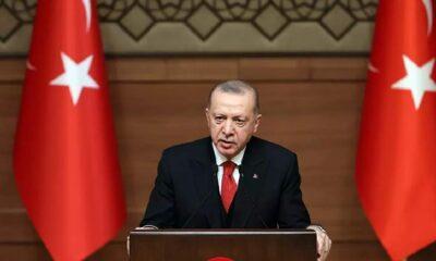 Son Dakika... Cumhurbaşkanı Erdoğan: Ramazanın ilk iki haftası kısmi kapanma uygulanacak