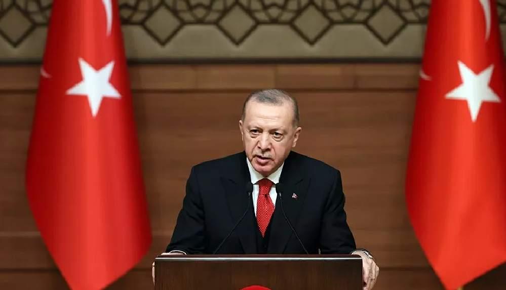 """Erdoğan, """"Özellikle tavsiye ediyorum"""" diyerek 'Millete Sesleniş' konuşmasına dikkat çekti"""