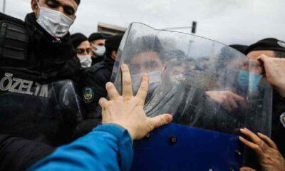 Gazetecilere yönelik polis şiddetine tepki ve kınama