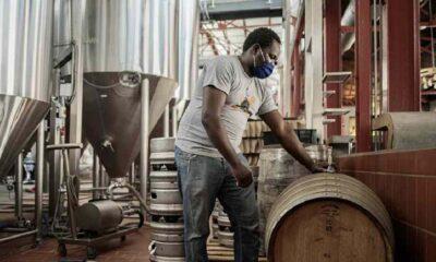 Güney Afrika'da alkol yasağı kaldırıldı
