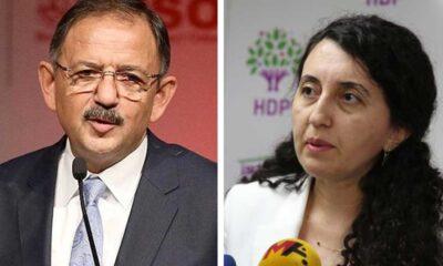 HDP'den AKP'li Özhaseki'ye yanıt: Bela okuduğunuz halk, sandıkta selânızı okuyacak