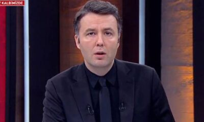 Habertürk sunucusu Mehmet Akif Ersoy'dan canlı yayında AKP'ye eleştiri