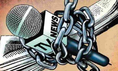 """""""Halkın haber alma özgürlüğü engelleniyor"""""""