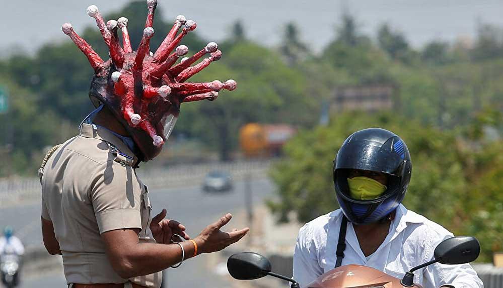 'Hindistan'ın başkenti Yeni Delhi'de yaşayanların yarısından fazlası Kovid-19'a yakalandı'