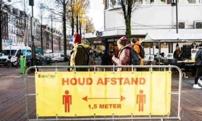 Hollanda, sokağa çıkma yasağını uzattı