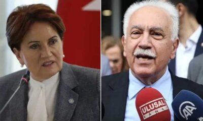 İYİ Parti ile Vatan Partisi'nin Twitter atışması: 'Cinping Perinçek'