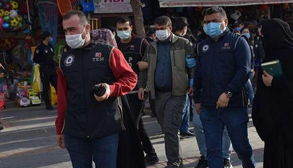 İçişleri Bakanlığı: 40 ilde HDP il ve ilçe başkanları dahil 718 kişi gözaltına alındı