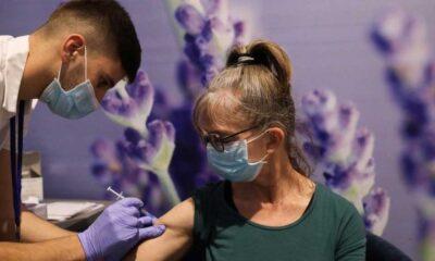 İsrail'de yapılan araştırmalar, Pfizer aşısının viral yükü azalttığını gösterdi