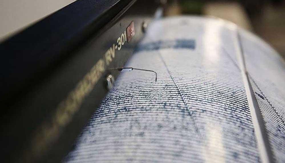 İzmir'de 4.8 büyüklüğünde bir deprem daha!