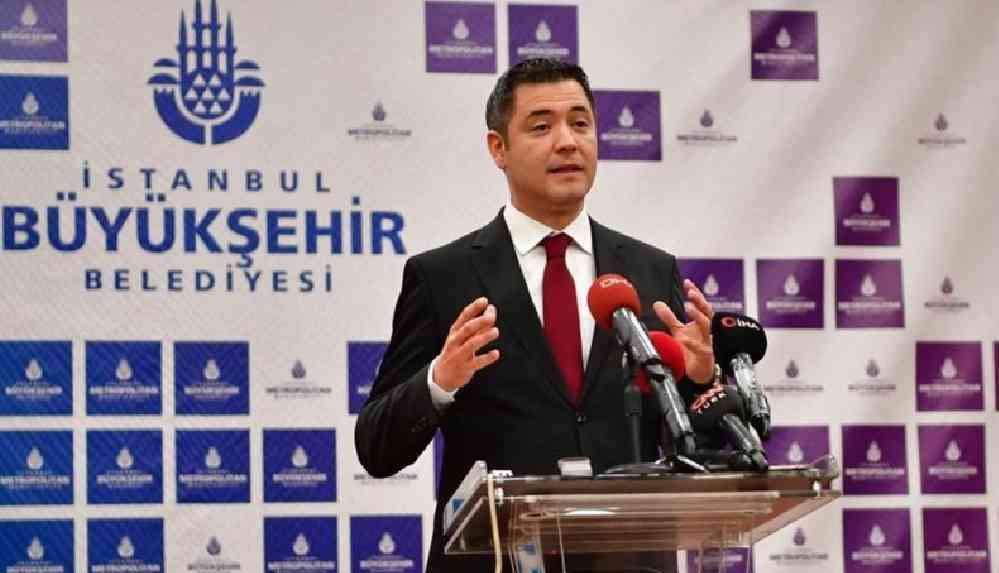 İBB Sözcüsü Ongun'dan Mahir Ünal'a sert tepki: İstanbul'un köylerine bile internet şimdi geliyor
