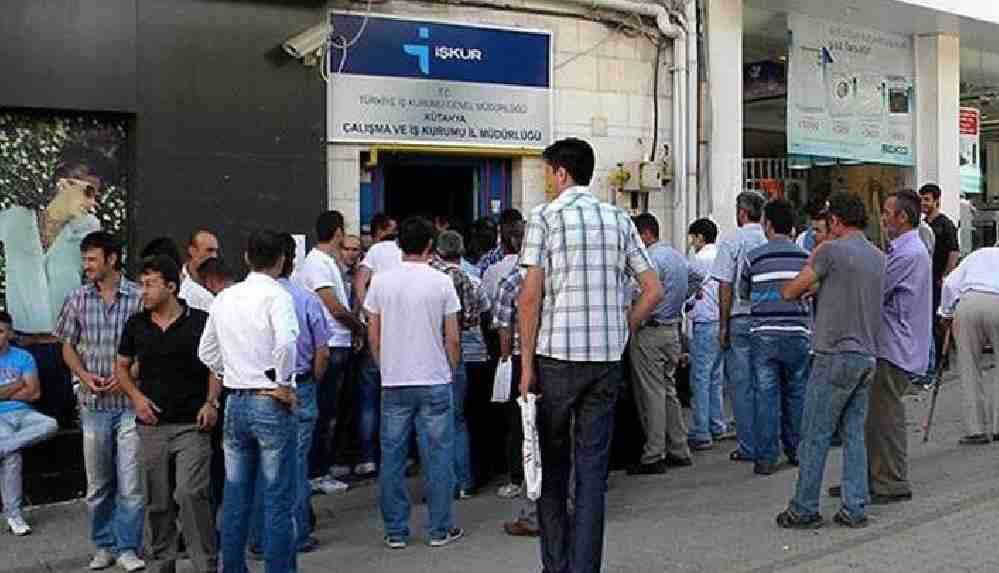 İŞKUR ve TÜİK verileri çelişti: 3 ayda 518 bin kişi işsizlik maaşına başvurdu