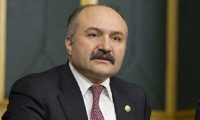 İYİ Partili Usta: Elvan yaptığı açıklamayla rezervlerin eridiğini kabul etmiş oldu