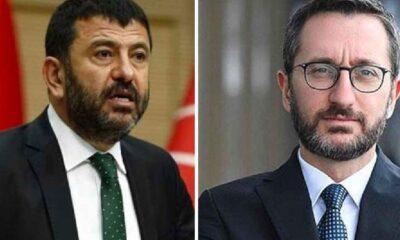 İletişim Başkanı'ndan CHP'li Ağbaba'ya: Benimle ilgili söylediğin yalan için sana 3 kuruşluk dava açacağım, şu profil fotoğrafını da değiştir