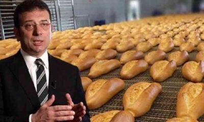 """""""İstanbul'da ekmeğin yüzde 6'sı Halk Ekmek tarafından üretiliyor; bu gürültünün arkasında başka şeyler hissediyorum"""""""