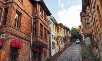 İstanbul'da en yaşlı konutların bulunduğu ilçeler açıklandı