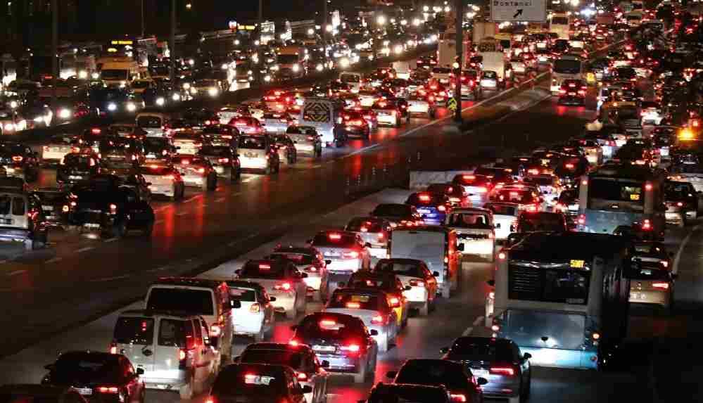İstanbul'daki trafik yoğunluğu kanser riskini artırıyor