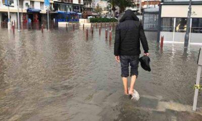 İzmir'de sel mağdurları kısıtlamalardan muaf tutuldu