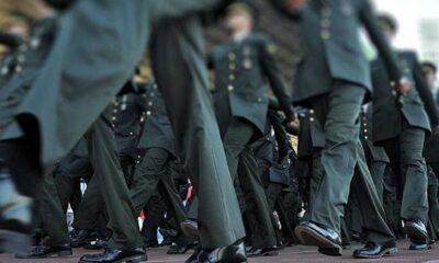 Jandarma Genel Komutanlığı, 550 subay alacak