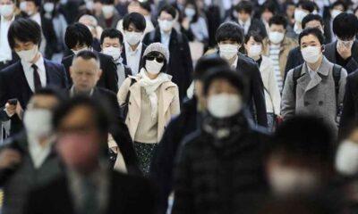 Japonya'da salgın tedbirlerine uymayan bir milletvekili, özür dileyerek istifa etti