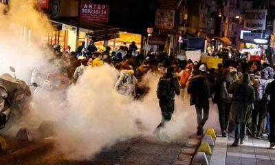Kadıköy'deki Boğaziçi Üniversitesi eylemlerinde gözaltına alınan 4 kişi tutuklandı, 2 kişi serbest