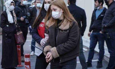 Kadıköy'deki Boğaziçi eylemlerinde gözaltına alınan 23 kişi adliyeye sevk edildi