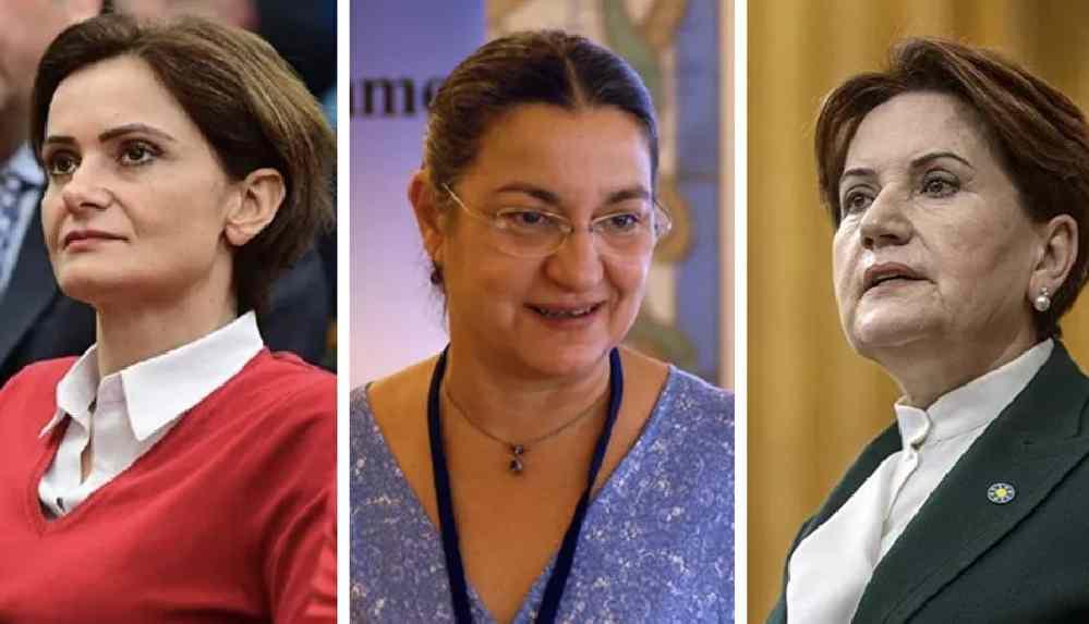 Kaftancıoğlu, Fincancı ve Akşener Fransız basınında: 'Erdoğan'ın yolundaki üç kadın engel'