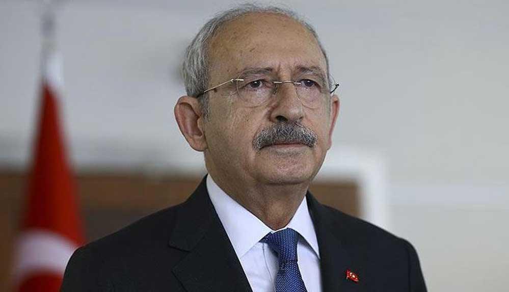 """Kılıçdaroğlu: """"Rektör Melih Bulu görevinden ayrılıp bu çirkin duruma son vermelidir"""""""