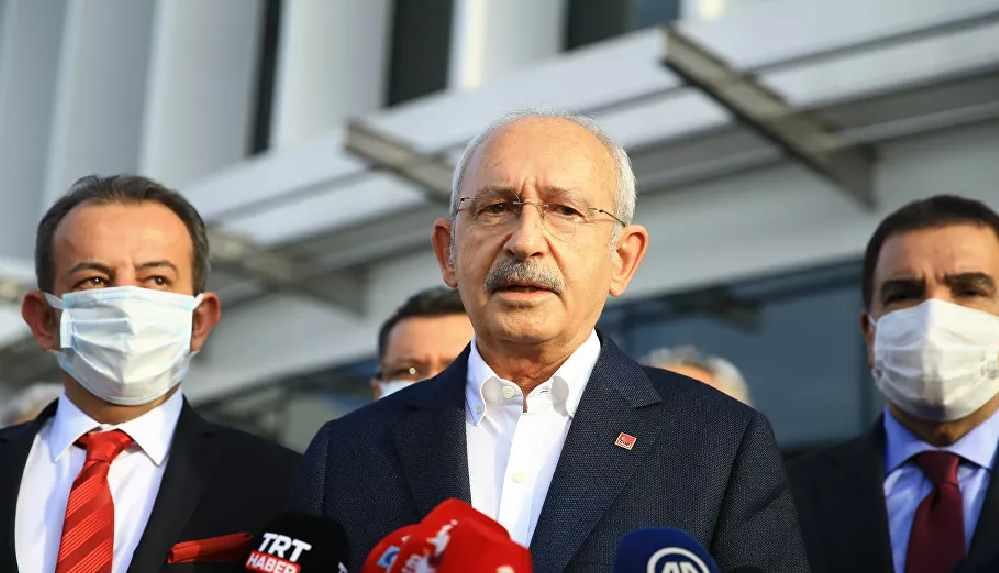 Kılıçdaroğlu: Bu ülkede ben çöp konteynerından beslenen milyonları görmek istemiyorum