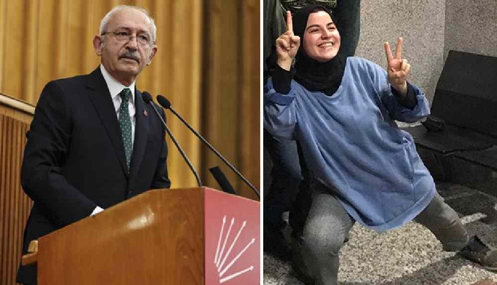 Kılıçdaroğlu: O kızın ayakkabı numarası bugün devleti yönetenlerin IQ'sundan daha yüksek
