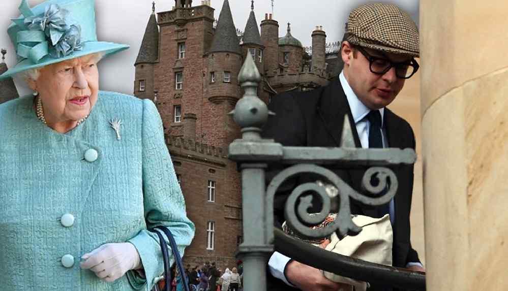 Kraliçe Elizabeth'in kuzenine cinsel taciz suçundan hapis cezası verildi
