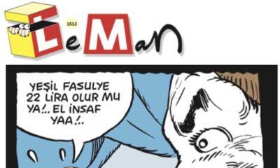"""LeMan'dan dikkat çeken """"Ay"""" karikatürü"""