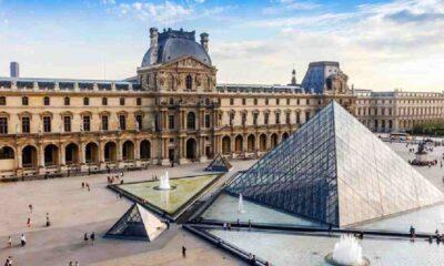 Louvre Müzesi'ndeki eserler taşınıyor
