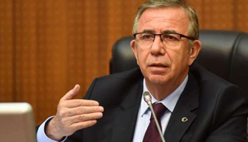 Ankara Büyükşehir Belediye Başkanı Mansur Yavaş 2 yılda rekor kırdı