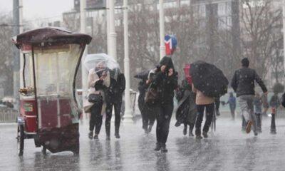 Marmara için fırtına uyarısı: Hızı saatte 90 kilometreye çıkabilir
