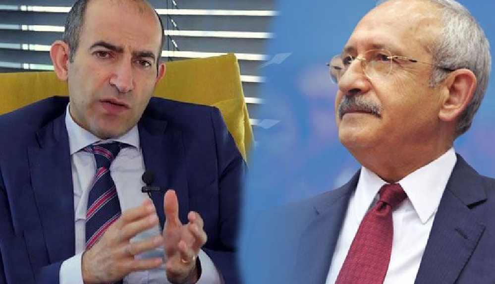"""Melih Bulu: """"Kılıçdaroğlu da atandı, o neden istifa etmedi?"""""""